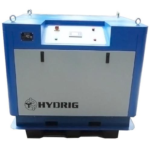 Промышленная роторная воздуходувка Рутса HYDRIG RSS-65S-5,5