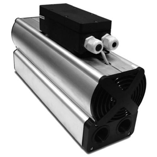 Промышленная вихревая воздуходувка Becker VASF 1.120/2-1.65-1