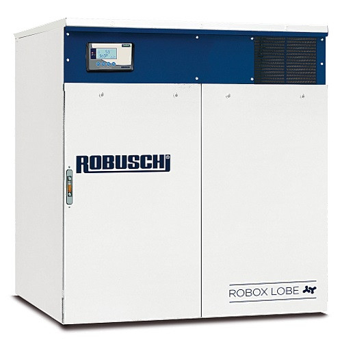 Промышленная роторная воздуходувка Рутса Robuschi ROBOX ES 105/4P