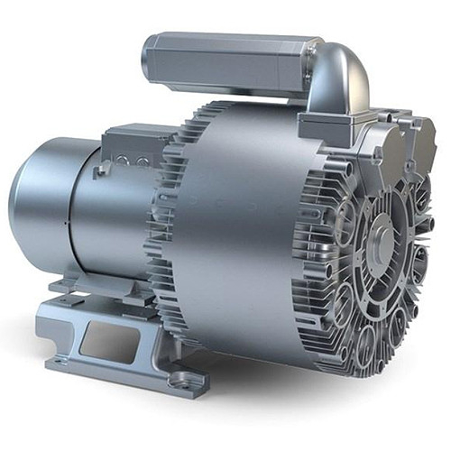 Промышленная вихревая воздуходувка VARP Gamma 480x830