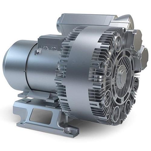 Промышленная вихревая воздуходувка VARP Gamma 720x350