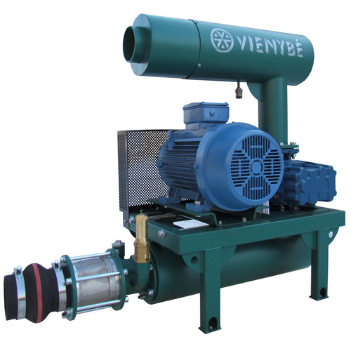 Промышленная роторная воздуходувка Рутса Vienybe Omega GM 7L-15.0